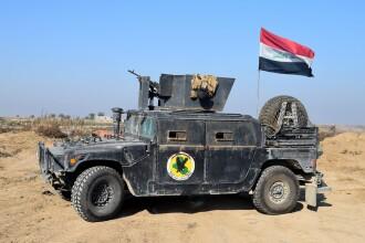 Statul Islamic, invins la 100 de kilometri de Bagdad. Fortele irakiene au recuperat un oras pierdut inca din luna mai