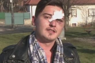 Luptatorul MMA Andrei Vasinca, acuzat ca a batut crunt doi tineri din Sibiu, la comanda unor indivizi.
