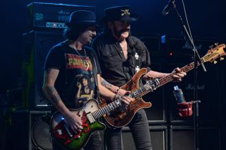 S-a stins una dintre legendele muzicii rock. Lemmy, solistul Motorhead, fusese diagnosticat cu cancer a doua zi de Craciun