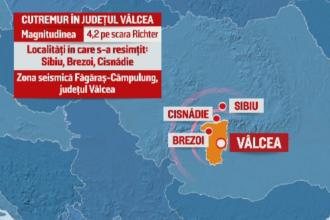Reactiile seismologilor dupa cutremurul de 4.2, din Valcea. Ce se va intampla in Romania in 2016