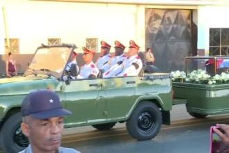 Funeraliile lui Fidel Castro s-au incheiat, dupa 9 zile. Niciun monument nu va purta numele fostului presedinte