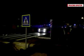 Accident mortal in Vrancea. Soferul a fugit de la locul accidentului, dar a lasat in urma un indiciu important