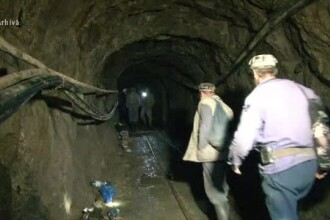Accident la Mina Lupeni: un miner în vârstă de 42 de ani a murit