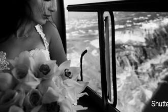 O mireasa a vrut sa isi faca intrarea la nunta cu elicopterul, dar nu a mai ajuns. Tragedia care a avut loc. VIDEO
