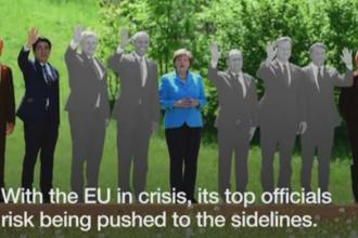 75% din populatia zonei euro este chemata la urne in urmatorul an. Suita liderilor occidentali, de nerecunoscut