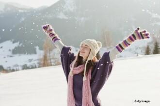 Vremea va fi rece pentru aceasta data, cu ninsori in Moldova, Carpatii Orientali si Meridionali. De maine se incalzeste