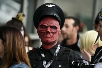 A cheltuit o avere pentru a semana cu inamicul nazist al lui Captain America. Cum arata acum fanul lui