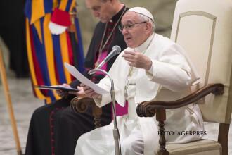 Papa Francisc considera ca raspandirea de stiri false sau defaimatoare este