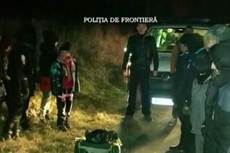 28 de irakieni au fost prinsi, noaptea trecuta, de politistii de frontiera din Constanta. Incercau sa intre ilegal in Romania