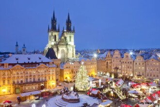 Praga in prag de sarbatori! Orasul este la o aruncatura de bat de noi si are toate ingredientele pentru o vacanta memorabila
