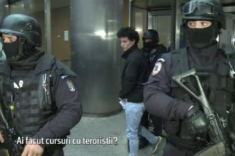 Tanarul din Craiova acuzat de DIICOT ca pregatea comiterea unui act de terorism a fost arestat pentru 30 de zile