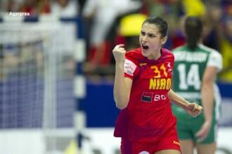 Romania a spulberat Ungaria la Campionatul European de handbal din Suedia. Cristina Neagu a marcat 10 goluri