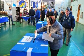 Care a fost cea mai mică şi cea mai mare prezenţă la vot la alegerile parlamentare din România în ultimii 30 de ani