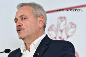 Mesajul lui Liviu Dragnea despre o contramanifestatie PSD in fata Palatului Cotroceni