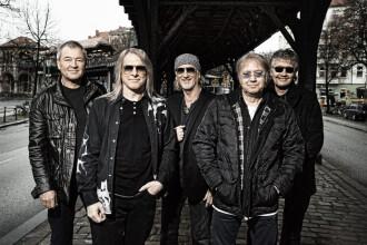Concert Deep Purple la Bucuresti. Veteranii britanici isi promoveaza la Romexpo, in 2017, noul album: