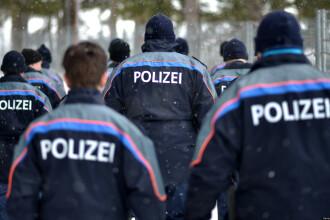 Atac armat intr-o moschee din Zurich, soldat cu trei raniti. Suspectul, un barbat imbracat in negru, este cautat de politie