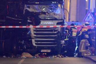 Atacatorul din Berlin a intrat ca refugiat in Germania. Ce au descoperit pe GPS-ul camionului