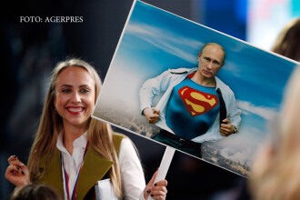 Conferinta de presa maraton a lui Vladimir Putin. Ce a spus despre armata SUA, relatiile cu Turcia si dragoste