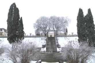 Locul de basm aflat in inima Transilvaniei. Spectaculosul Palat Brukenthal atrage turisti din toata Europa