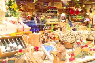 Care sunt preparatele traditionale de Craciun din Chamonix, Franta. Branzeturile si dulciurile, in top