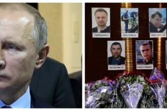 Avion rus prabusit in Marea Neagra: toti cei 92 de pasageri au murit. Rusia ia in calcul inclusiv un atac terorist