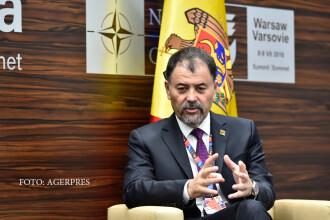 Ministrul Apararii din Moldova, demis de presedintele Dodon.
