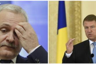 Dragnea il ameninta pe Klaus Iohannis cu suspendarea: