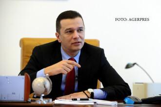 Cine este Sorin Grindeanu, noul premier desemnat al Romaniei. A facut parte din guvernul Ponta