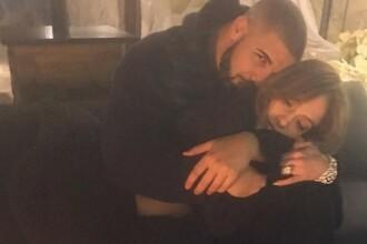 Imaginea care confirma relatia dintre Jennifer Lopez si Drake. Reactia Rihannei dupa ce a aflat ca sunt un cuplu