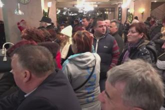 Scandal la un complex turistic de lux din Targu Mures. Socul trait de sute de oameni care aveau pachete de Revelion