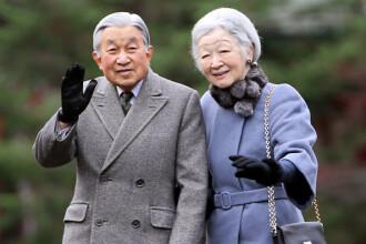 Împăratul Akihito al Japoniei va abdica pe 30 aprilie 2019