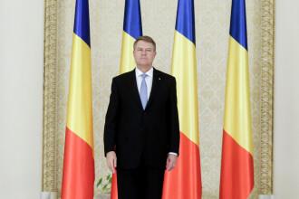 """Iohannis, de Ziua Națională: """"Vom construi o Românie puternică și respectată în Europa"""""""