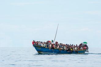 O barcă plină de migranți s-a scufundat în Maroc: 3 morți, 28 de persoane dispărute