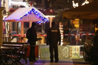 Alertă cu bombă la Târgul de Crăciun din Potsdam. Ce era în coletul suspect