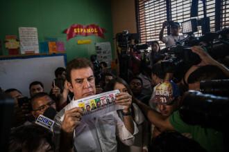 Stare de urgenţă în Honduras, după ce oamenii au ieşit în stradă acuzând fraudarea alegerilor