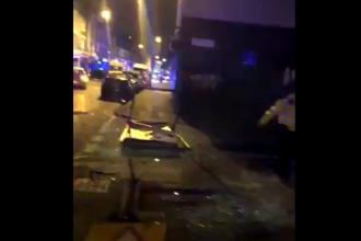 O mașină a izbit o mulțime de pietoni, în Londra: 5 răniți
