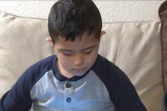 Copil cu sindromul Down, vizat de o anchetă, după ce un profesor l-a acuzat de terorism