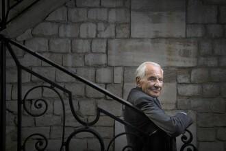 Scriitorul francez Jean d'Ormesson a murit la 92 de ani