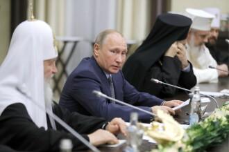 Ce ar fi discutat Patriarhul Daniel la Moscova despre Ucraina. Mesajul lui Putin