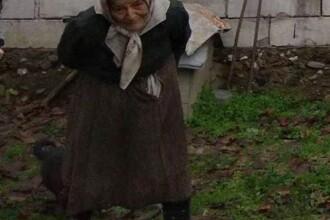 Povestea bunicii Rozalia, bătrâna abandonată de fiu