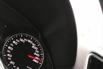 """Șofer din Constanța, filmat în timp ce gonea cu 270 de km/h: """"Asta înseamnă să fii vedetă"""""""