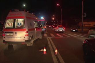 Doi frați din Bacău, loviți pe trecerea de pietoni de un șofer care a fugit
