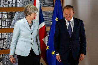 Bruxelles-ul recomandă trecerea la următoarea etapă a negocierilor pentru Brexit. La cât se va ridica nota de plată