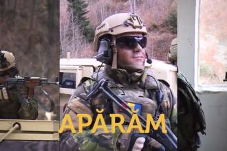 """Militarii români, lăudați de NATO într-un filmuleț: """"Protejăm viața, ne apărăm cetățenii și teritoriul"""". VIDEO"""