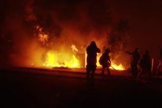 Incendii de vegetație în California: 200.000 de persoane evacuate
