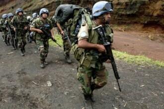 Atac sângeros în Congo: 14 militari ONU au murit. România are 22 de soldați în această misiune