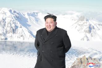 Kim Jong-un trimite o delegație să discute cu reprezentanții sud-coreeni