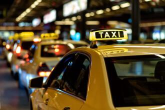 Patru persoane audiate în cazul scandalului dintre mai mulţi şoferi UBER şi un taximetrist