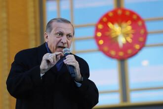 """Al 3-lea război mondial ar putea fi religios. Erdogan anunță un conflict între """"Cruciați și Semilună"""""""