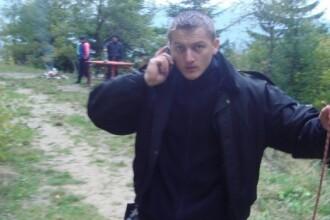 Polițistul din Suceava lovit cu sabia în cap de un interlop, internat la Târgu Mureș